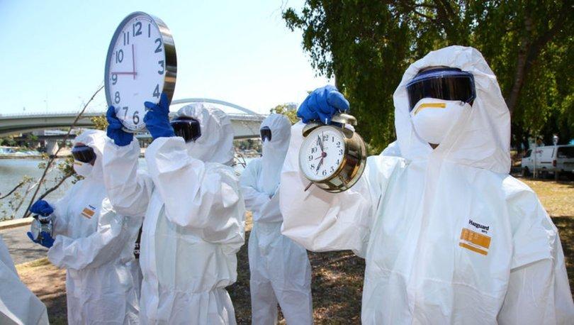 Avustralya'da koronavirüs salgını