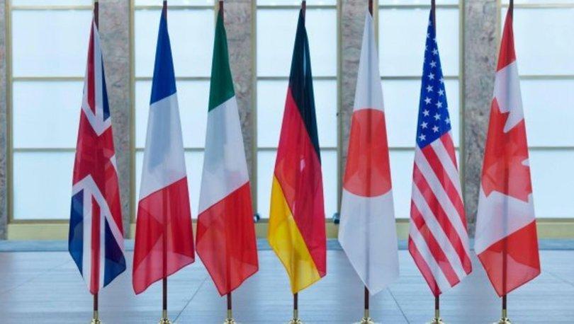 g7 ülkeleri