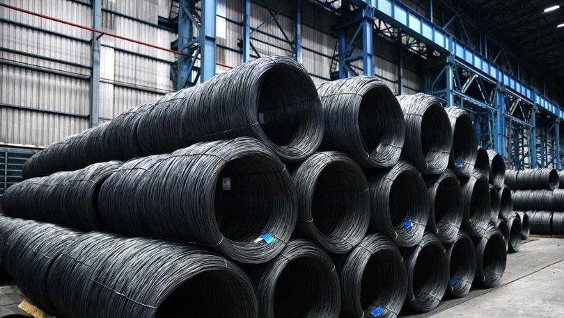 Demir ve Demir Dışı Metaller ihracat