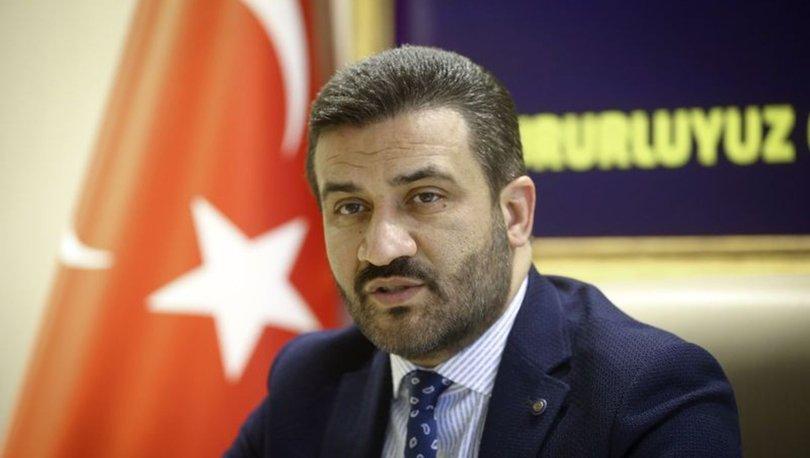 MKE Ankaragücü Başkanı Fatih Mert: