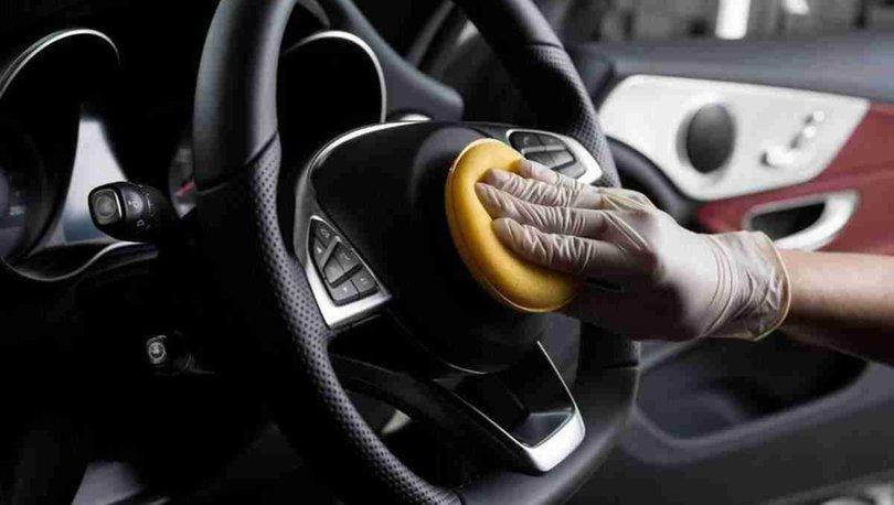 Araç temizliği