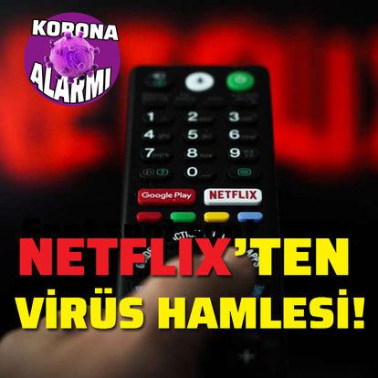 Netflix kornavirüs
