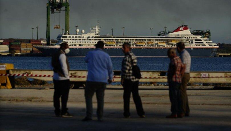 Küba sınırlarını kapatıyor