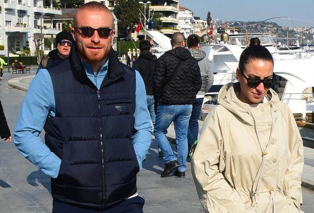 Gökhan Töre'den Buket Büyükdere itirafı! Gökhan Töre ile Buket Büyükdere evlendi - Magazin haberleri