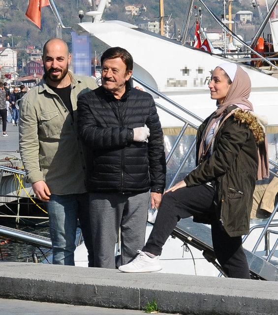 Selami Şahin 'sosyal mesafe' kuralını hiçe saydı -Magazin haberleri