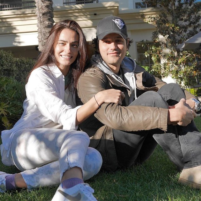 Saadet Işıl Aksoy'dan kızı ile ilk poz - Magazin haberleri