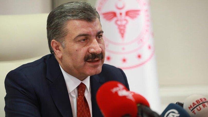 SON DAKİKA! Bakan Koca açıkladı: Türkiye'de koronavirüsten ölüm sayısı 30'a yükseldi! Coronavirüs son durum