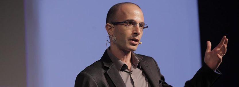 """Harari: """"Dünyayı daha büyük bir polis devletine dönüştürmekten ziyade, tam tersi daha fazla güvene ihtiyaç var."""""""