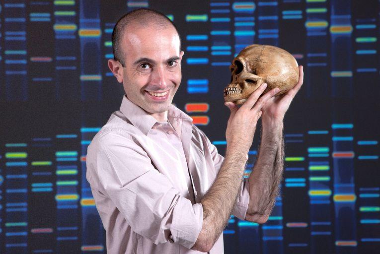Harari: 'Evrim teorisini anlamadığınız sürece, salgınların nasıl başladığını ve nasıl yayıldığını anlamak çok zor.'