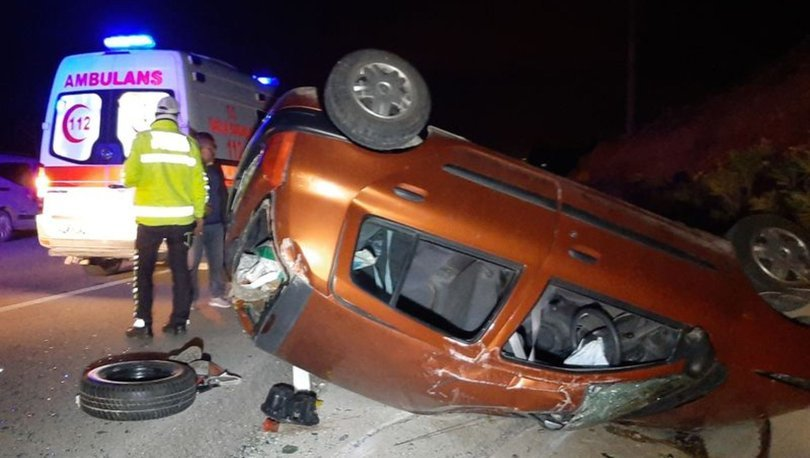 fethiye trafik kazası