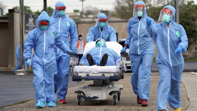 Koronavirüs salgınında son durum! İşte ülkelerdeki ölü ve vaka sayıları ile ilgili görsel sonucu