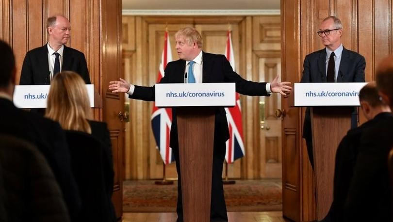 İngiltere'nin koronavirüsle mücadelesi: Bilim, hükümetin stratejisini nasıl değiştirdi?
