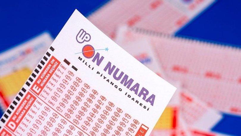 On Numara sonuçları 23 Mart 2020 - Milli Piyango On Numara sonucu sorgulama ekranı
