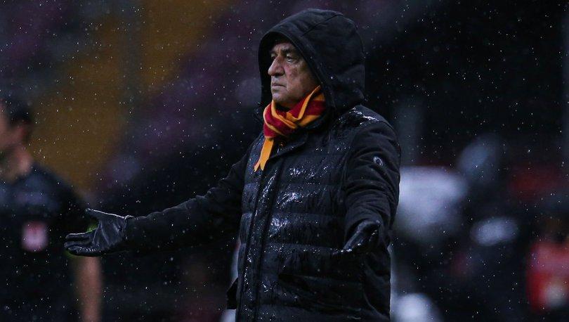 Fatih Terim, Beşiktaş derbisinden sonra isyan etmişti!
