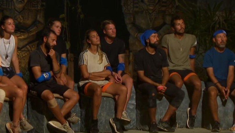 Survivor kim elendi? 22 Mart Survivor dokunulmazlık oyununu kim kazandı? Survivor son bölüm