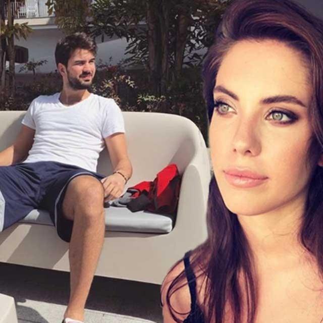 Eda Ece'den Buğrahan Tuncer'e romantik kutlama - Magazin haberleri