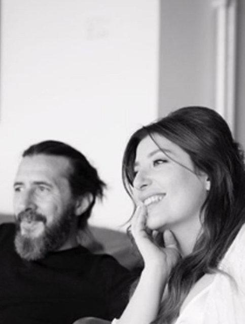 Şebnem Bozoklu ile Kanat Atkaya'dan yıl dönümü kutlaması - Magazin haberleri