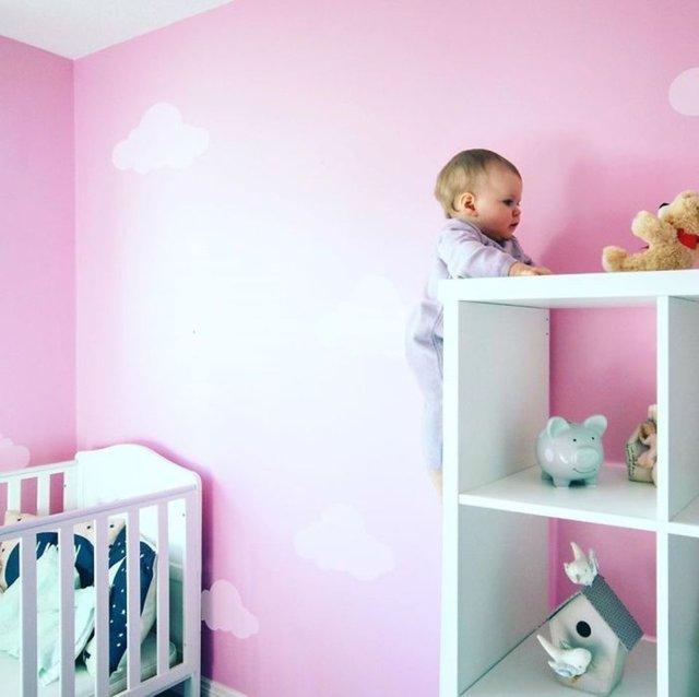 Stephen Crowley kızının fotoğraflarını böyle paylaştı