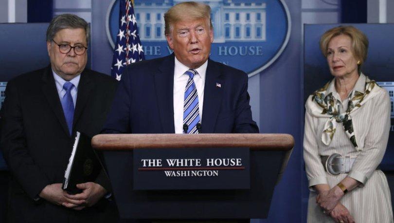 Son dakika haber! ABD Başkanı Trump'tan Kovid-19'a karşı yeni kararname - Haber
