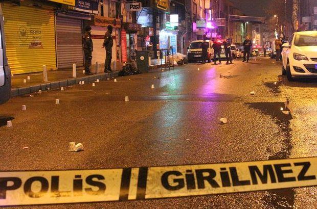 Silahlı saldırganlar bekçilerle çatıştı: 3 yaralı