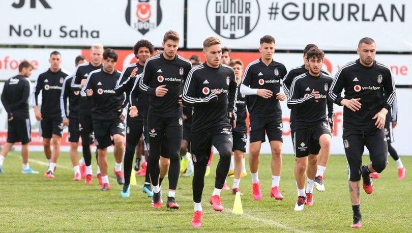 Beşiktaş teste giriyor!