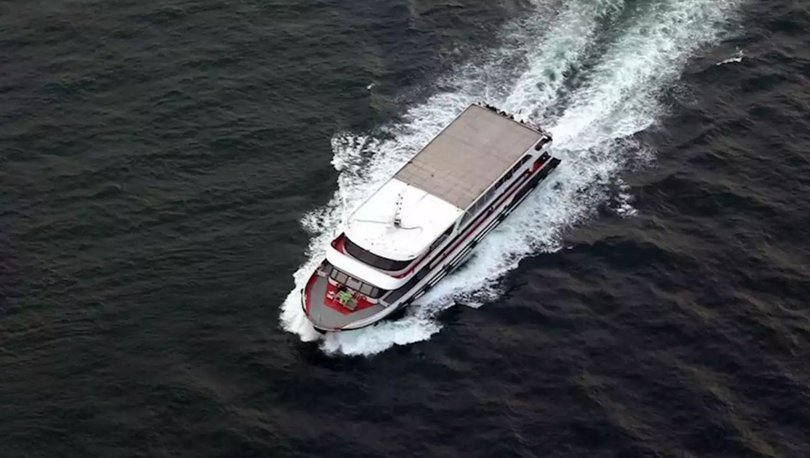 Ege Denizi sefer yapan gemiler