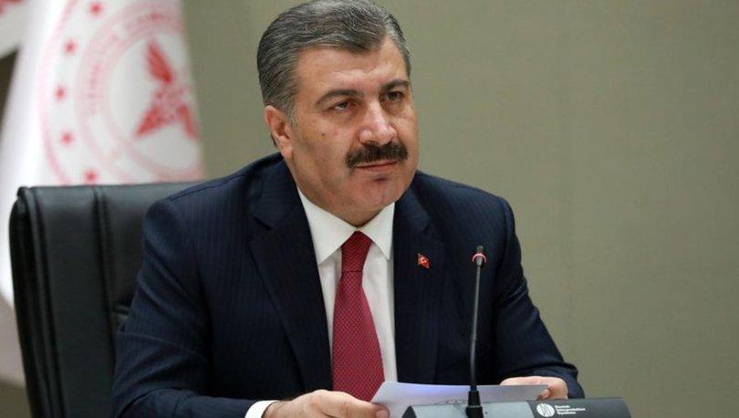 Sağlık Bakanı Fahrettin Koca'dan gençlere mesaj - Haberler