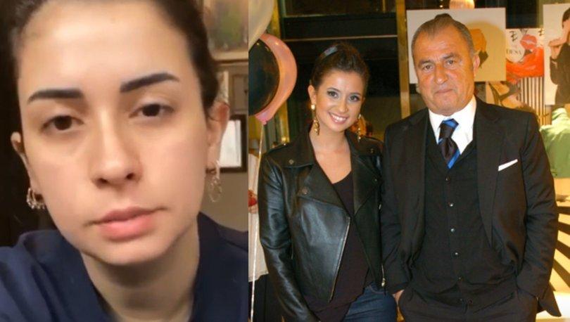 Fatih Terim'in kızı Buse Terim: İnanın bu korkuyu yaşamak istemezsiniz - Magazin haberleri