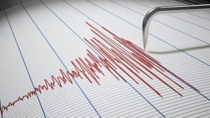 Son dakika haberi! Balıkesir'de 4.1 büyüklüğünde deprem