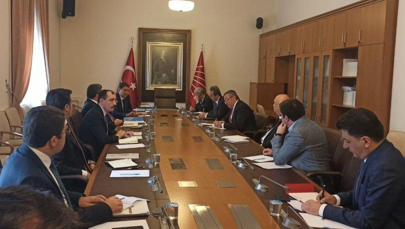 Son dakika haber! AK Parti ile CHP arasında 'infaz' görüşmesi - Haber