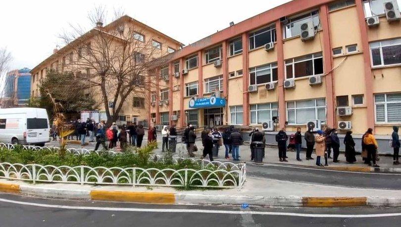 Türkiye koronavirüs Son dakika! Bakırköy'de hastanede test kuyruğu! - Haberler