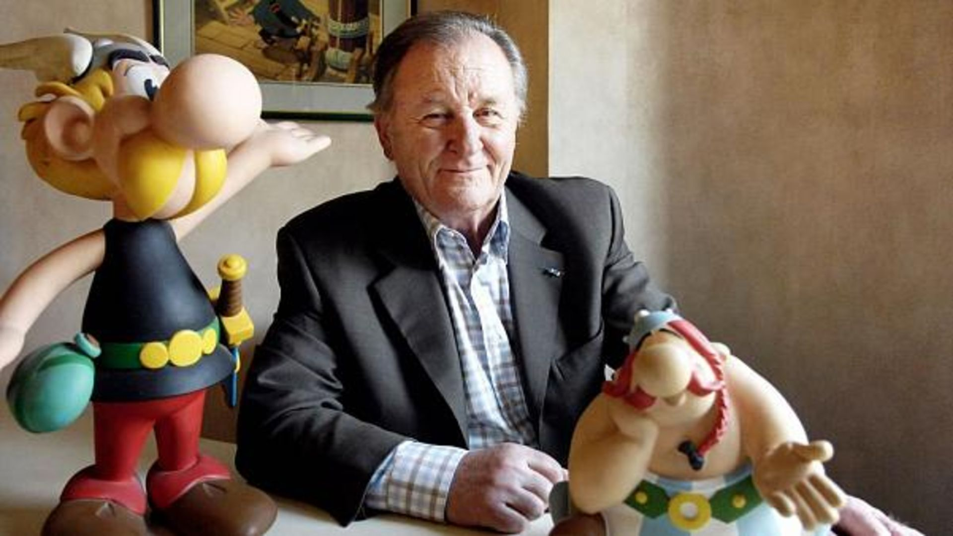 Asterix'in acı günü