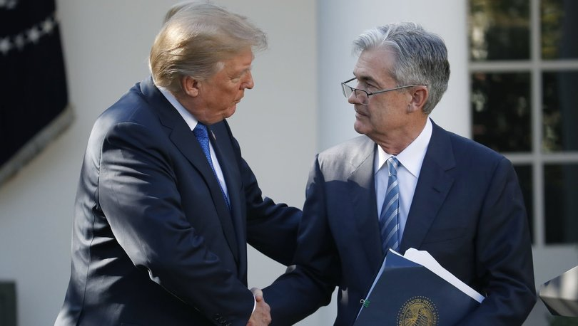 Powell ve Trump