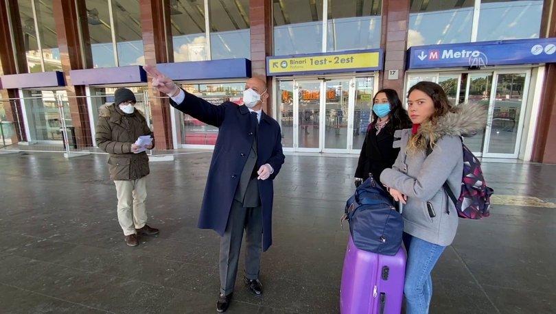 Son dakika haberler... İtalya´dan Türk vatandaşlarının koronavirüs tahliyesi başladı!
