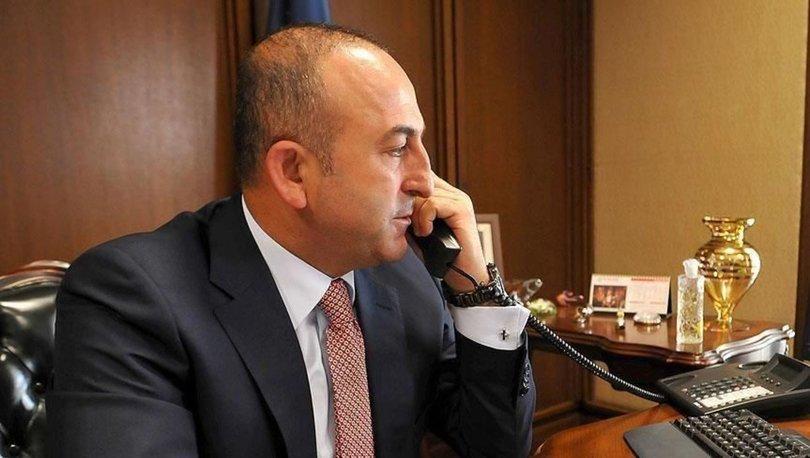 Çavuşoğlu, Pakistanlı ve Cezayirli mevkidaşıyla telefonda görüştü