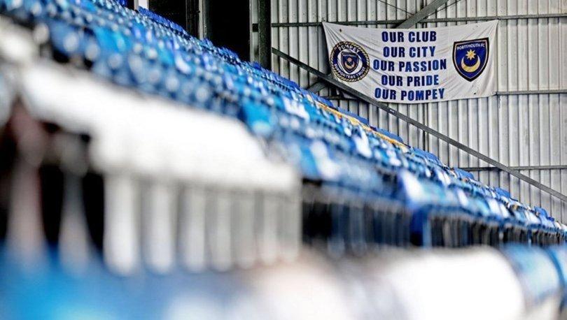 Portsmouth'ta koronavirüs tespit edilen oyuncu sayısı 5'e yükseldi