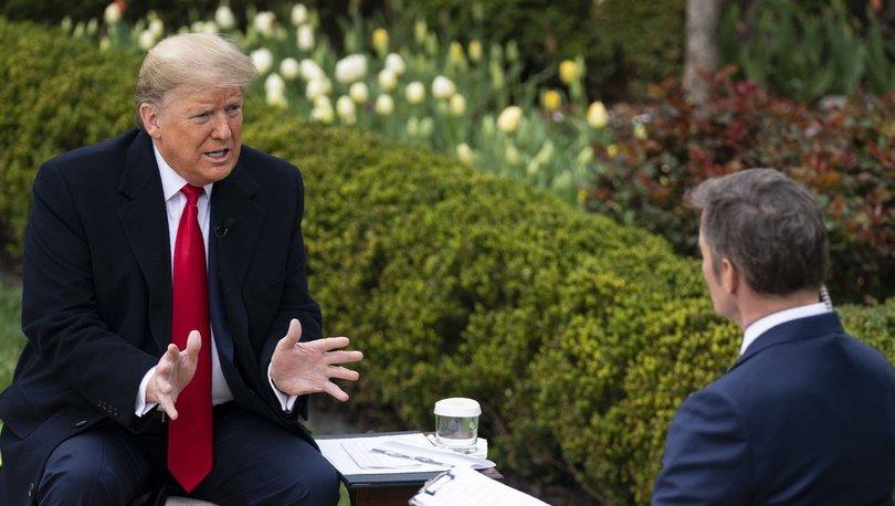 Trump: Koronavirüs sebebiyle değişen hayatımız bir an önce normale dönmeli - Haberler