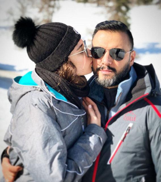 Alişan'dan Buse Varol'a: Doğum günün kutlu olsun aşkım - Magazin haberleri