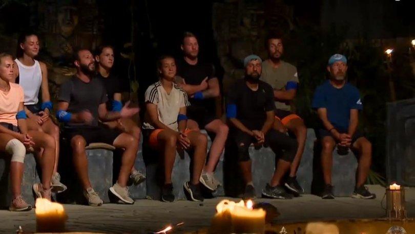 Survivor dün akşam kim elendi?