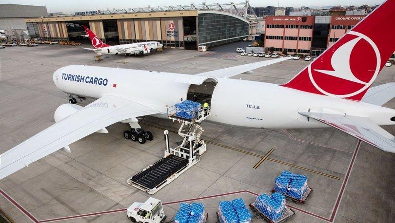 Turkish Cargo'dan 167 ek sefer desteği - Haberler