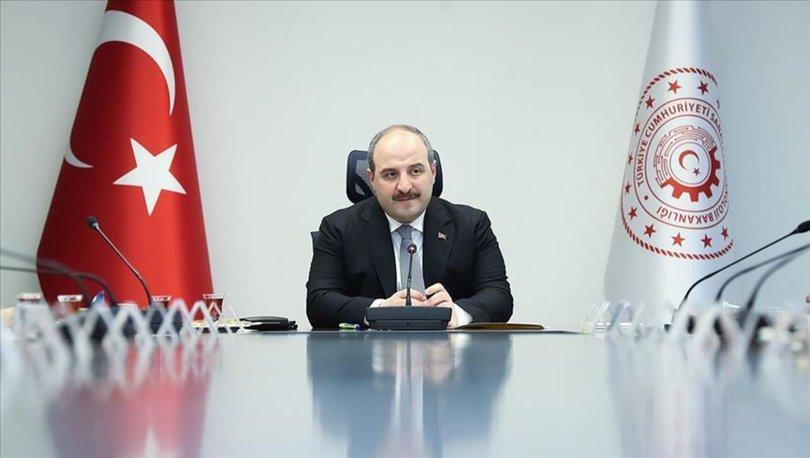 Bakan Varank KOSGEB destek paketini açıkladı