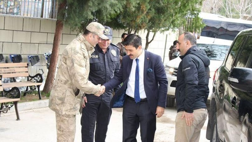 Ergani Belediye Başkan Vekili Öztürk, göreve başladı