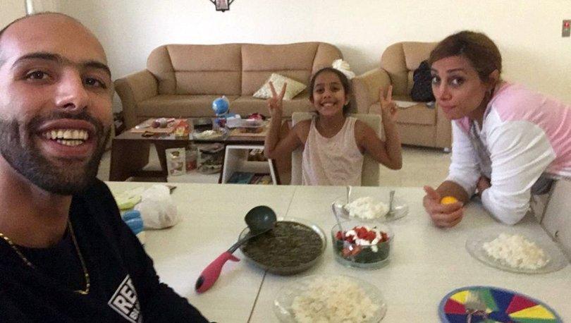Son dakika haberler... İranlı çift, korona yasağı yüzünden ayrı aldıkları çocukları Soruşa'ya kavuştu!