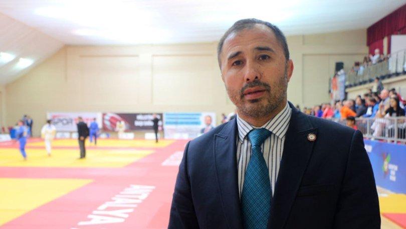 Türkiye Judo Federasyonu Başkanı Huysuz olimpiyatların ertelenmesinden memnun