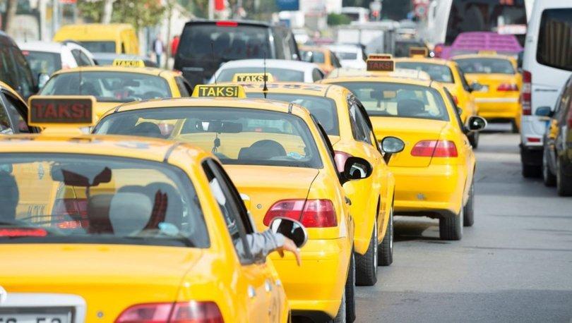 Taksicilerden tek-çift plaka modeli önerisi - haberler