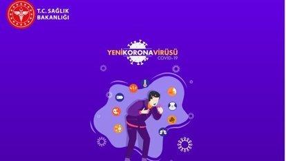 Online corona virüsü testi