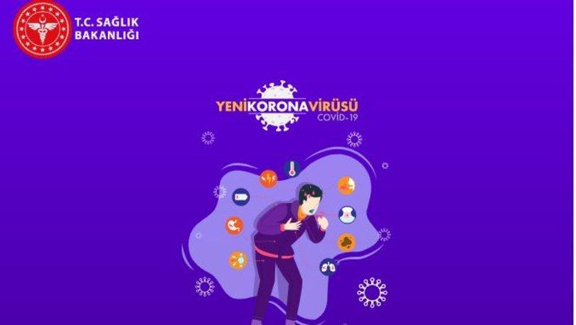 Online corona virüsü testi nasıl yapılır? Sağlık Bakanlığı Online Koronavirüs Kontrol Uygulaması