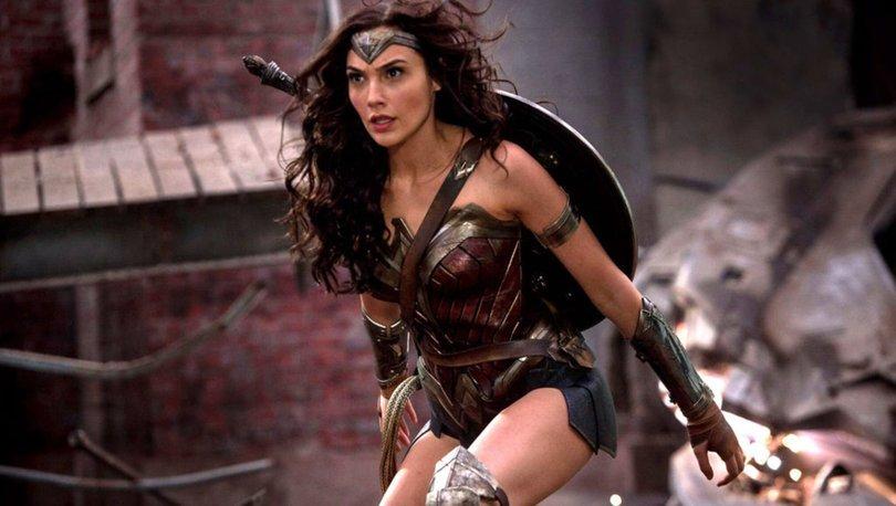 'Wonder Woman' da koronavirüsten kaçtı!