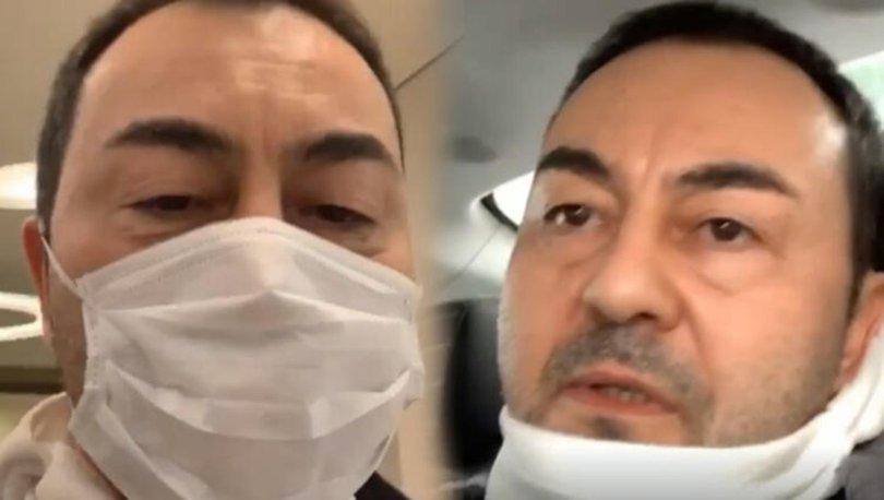 Serdar Ortaç koronavirüs testi yaptırdı! İşte Serdar Ortaç'ın sonucu - Magazin haberleri