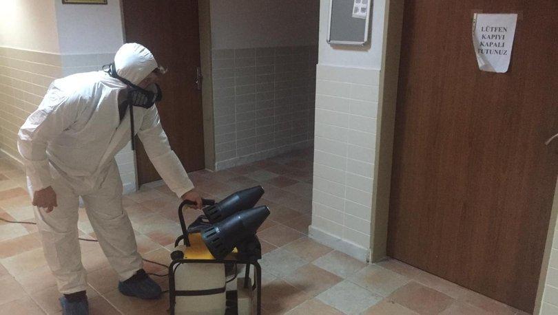 Son dakika haberler... Bodrum Adliyesinde görevli bir kişide Kovid-19 tespit edildiği iddiasına soruşturma
